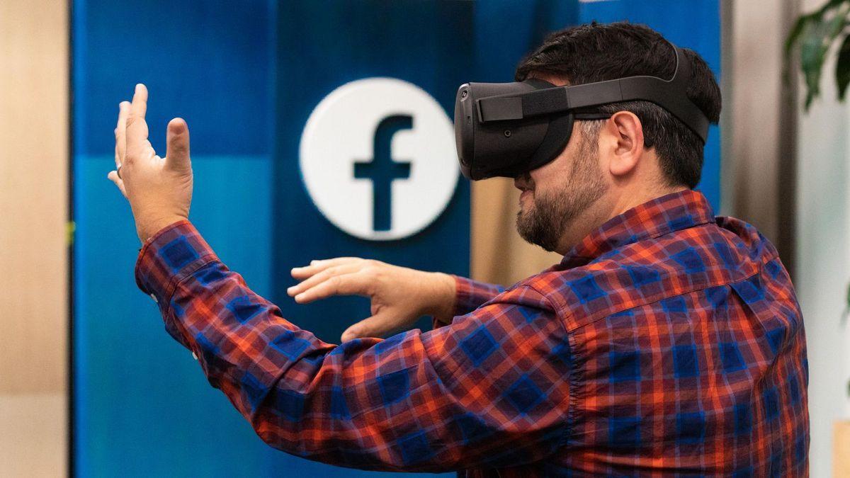 在扎克伯格眼中,AR的未来是这样的